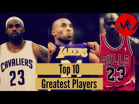 Thumbnail: Top 10 Greatest Players in NBA History