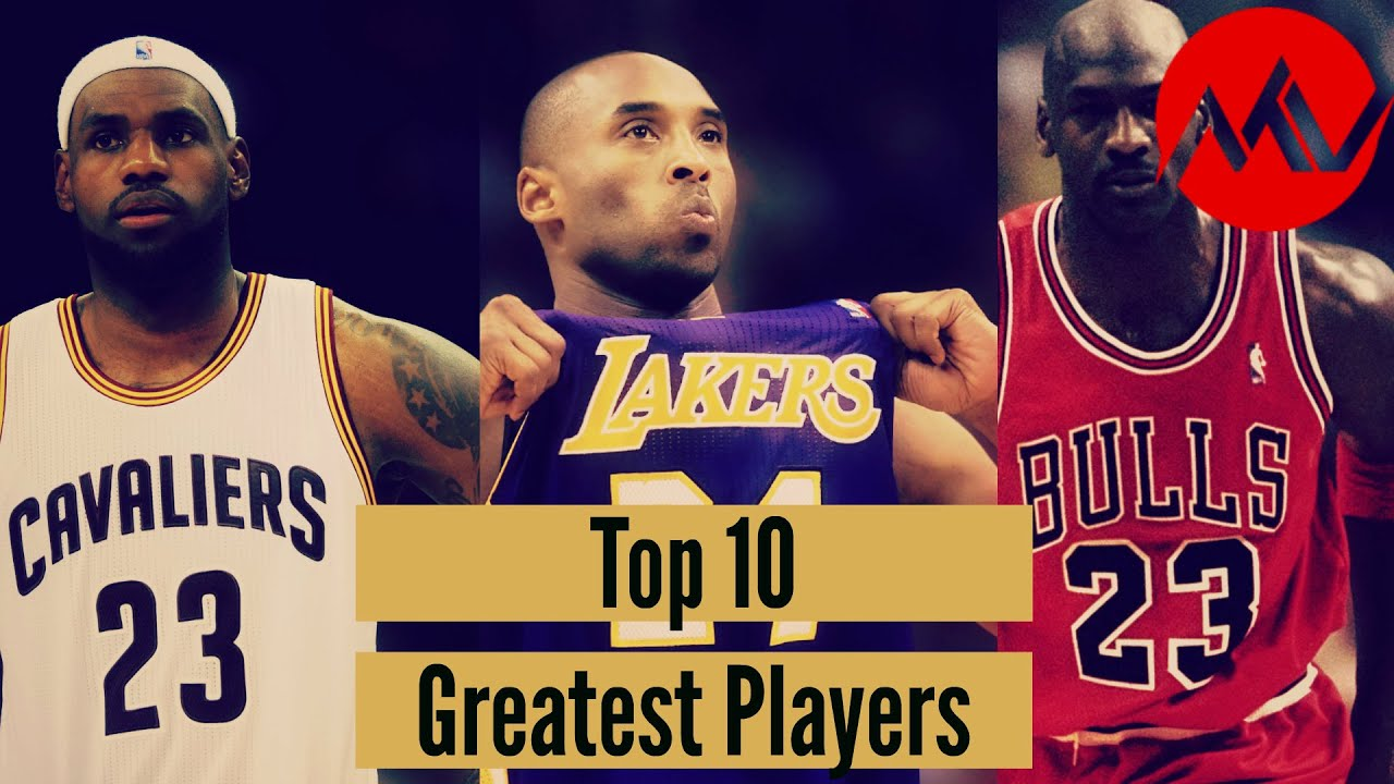 Top 10 Greatest Players In Nba History Youtube