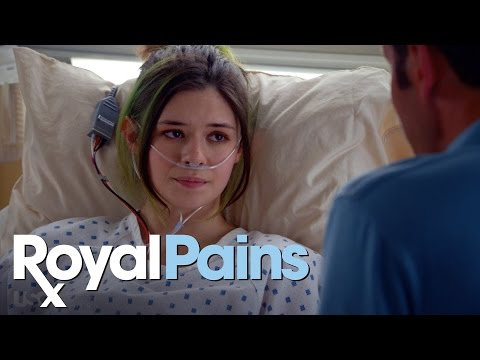 Royal Pains | 'So You Were Born a Boy?' from 704