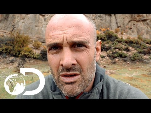 Ed Struggles Mentally in Bolivia | Ed Stafford: Left For Dead