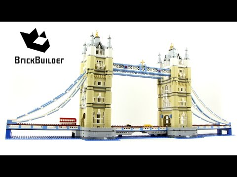 Special for 500 000 SUBSCRIBERS!!! Lego Creator 10214 Tower Bridge - Lego Speed Build