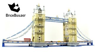 Special for 500 000 SUBSCRIBERS!!! Lego Creator 10214 Tower Bridge - Lego Speed Build(Do you want to see more LEGO Speed Build videos from BrickBuilder? Subscribe this channel and see all new lego sets as the first! On my channel is all most ..., 2016-05-28T16:00:01.000Z)