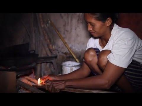 Indonesia: Cleaner Cook Stoves to Reduce Health Risks