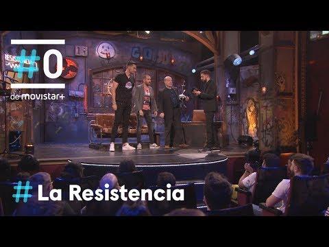 LA RESISTENCIA - Pachanga al Fortnite con Resines | #LaResistencia 22.05.2018