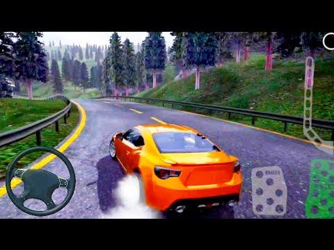 Download voiture de course - Touge Drift & Racing - jeux de voiture gratuit - Android GamePlay