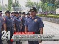ALL CALOOCAN CITY POLICE INVOLVED IN CRIMINALITY RELIEVES - NewspaperPH