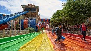 Cairo Racer Water Slide at Ocean World