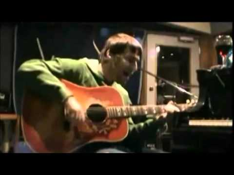 "Oasis unreleased song ""Show Me Your Love"" by Liam Gallagher (2004)"