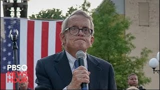 WATCH: Ohio Gov. Mike DeWine speaks with officials on inauguration preparedness