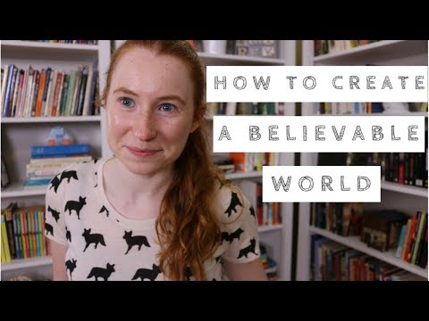 How to Write a Believable World (Four Common Problems)