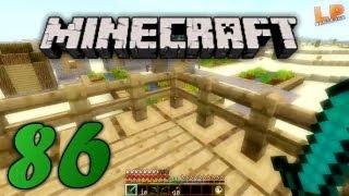 Let's Play Minecraft #86 - Im Stil des Dorfes!