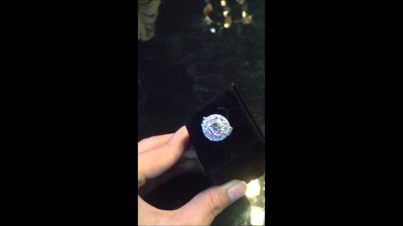 Hàng mới về 1.51 carat - Vẻ đẹp của mặt cắt tuyệt hảo