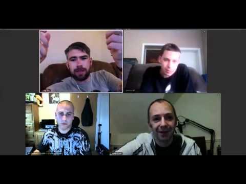 VIZBOXtv Livestream with Joshua Hill @p0sixNinja & Others
