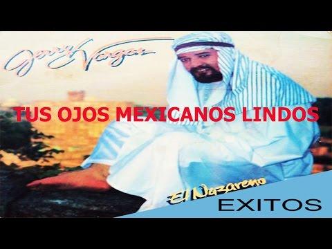 Karaoke Tus Ojos Mexicanos Lindos Jerry Vargas