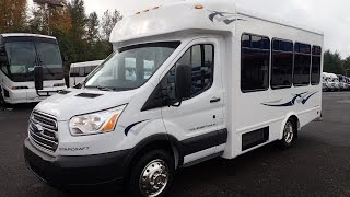 Northwest Bus Sales 2015 Ford Starcraft Starlite 14 Passengers Transit Shuttle - S92555