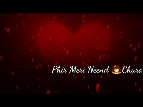 Romantic Song | Chupke Se Koi Aayega Song | Whatsapp Status Lyrics Video