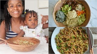 Damn Good Vegan Meals | 3 Easy & Healthy Recipes [Mostly Raw ]
