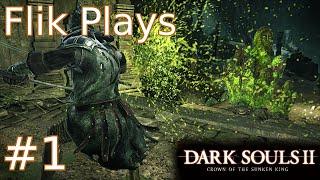 Dark Souls 2 Crown of the Sunken King (PC, NG+) - #1