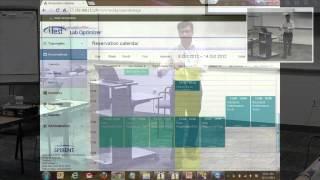 Ameya Barvé Demonstrates Spirent iTest Lab Optimizer