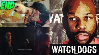 Watch Dogs Gameplay Walkthrough Game Ending - Sometimes You Still Lose (PS4)