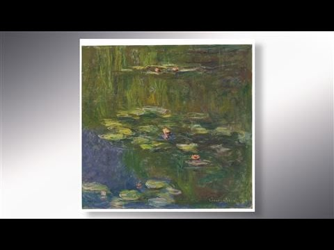 Previewing Christie's Impressionist and Modern Art Sale