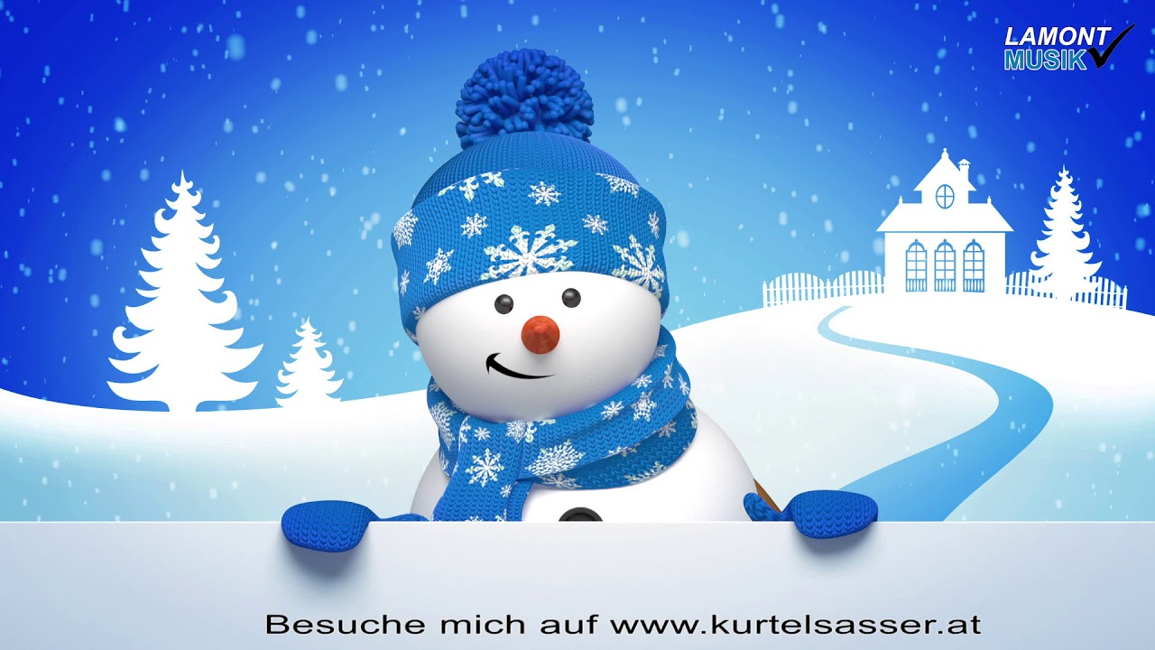 Kurti Elsasser - Schneemann der Frau Holle