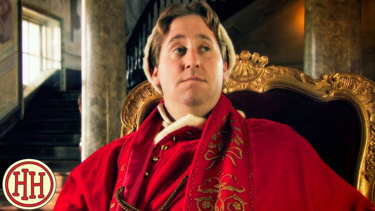 Sneaky Pope Alexander VI ⛪️ | Radical Renaissance | Horrible Histories