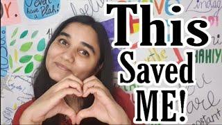 One Habit That Changed My Life~ Pavitraa Shankar~Productivity Hacks~MBBS Doctor Edition