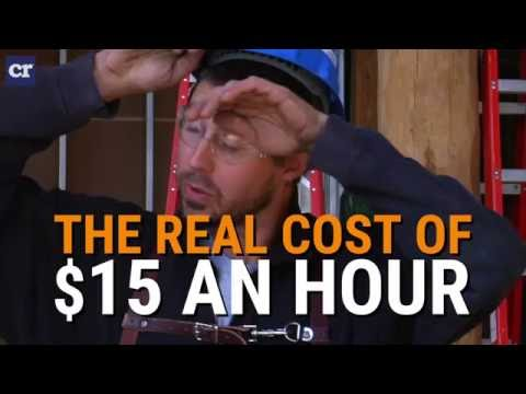 Heritage Foundation: the real cost of $15 minimum wage