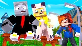 ISY & LARS LÜFTEN DAS GEHEIMNIS?! - Minecraft [Deutsch/HD]