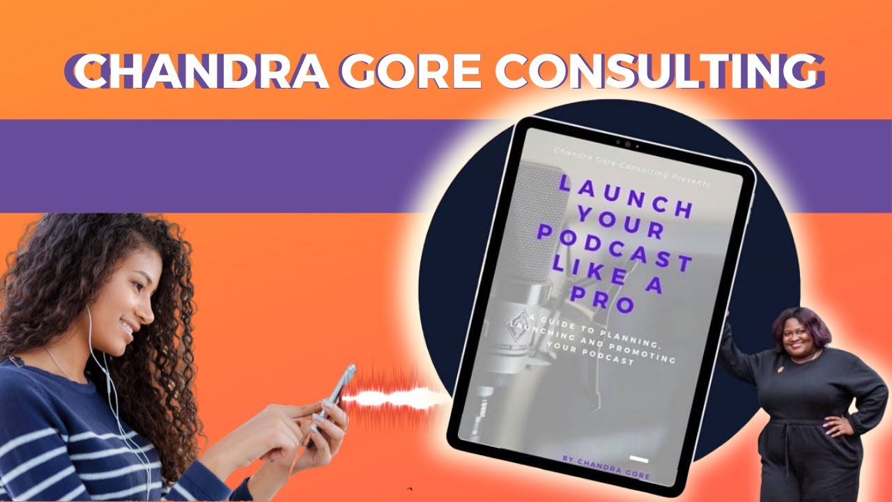 Minority Report | Launch Your Podcast Like a Pro with Chandra Gore