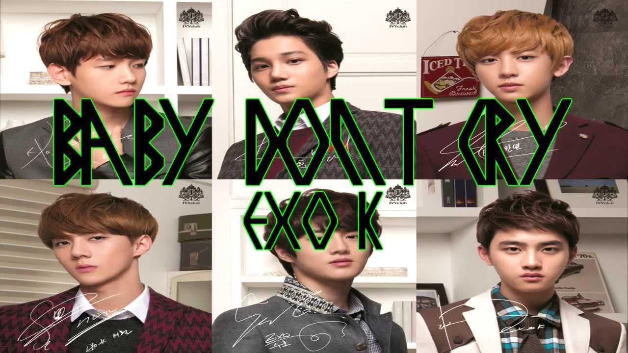 K Baby EXO K - Baby, D...