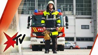 Knochenjob Feuerwehr: So fordernd ist der Alltag der Einsatzkräfte - Mit Fabian Hambüchen | stern TV