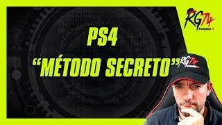 PS4 MÉTODO SECRETO. PS4 HACK 6.20?