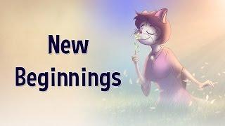 Artist Blog - New Beginnings