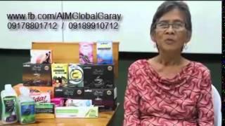 AIM Global Product Testimonial - Diabetes