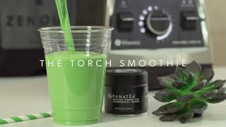 Matcha Smoothie Diy How To Recipe: The Torch Smoothie By Equinox