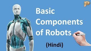 Basic component of robot(Hindi)