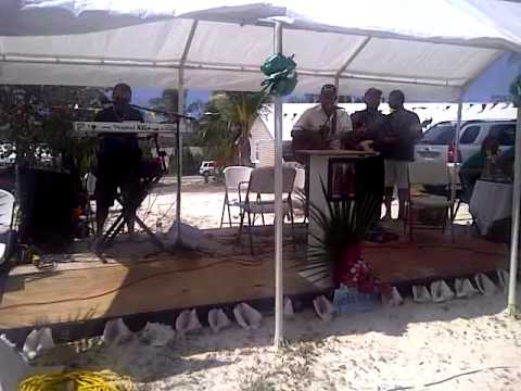 Government Band at Little Cayman Agriculture fair