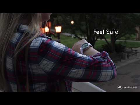 GPS Watch for Kids & Students Offers Them a Personal Security Alarm - ADT + Samsung Gear