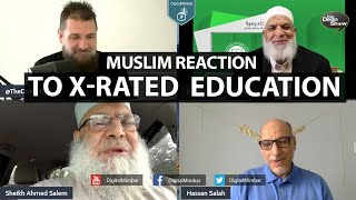 Muslim Reaction to X-Rated Education