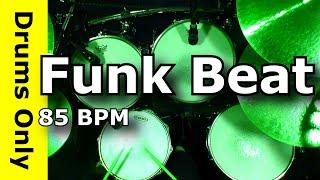Backing Track - Funk Drum Beat 85 BPM - JimDooley.net