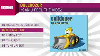 Bulldozer - Can U Feel The Vibe (KC Caine Edit)