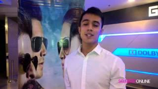 Promo Lagu 'Warna Cinta' OST Filem Dilwale - Aliff Aziz