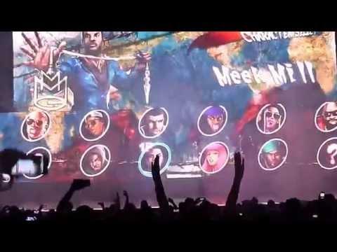 Drake Vs Lil Wayne live Chicago HD cam 2014