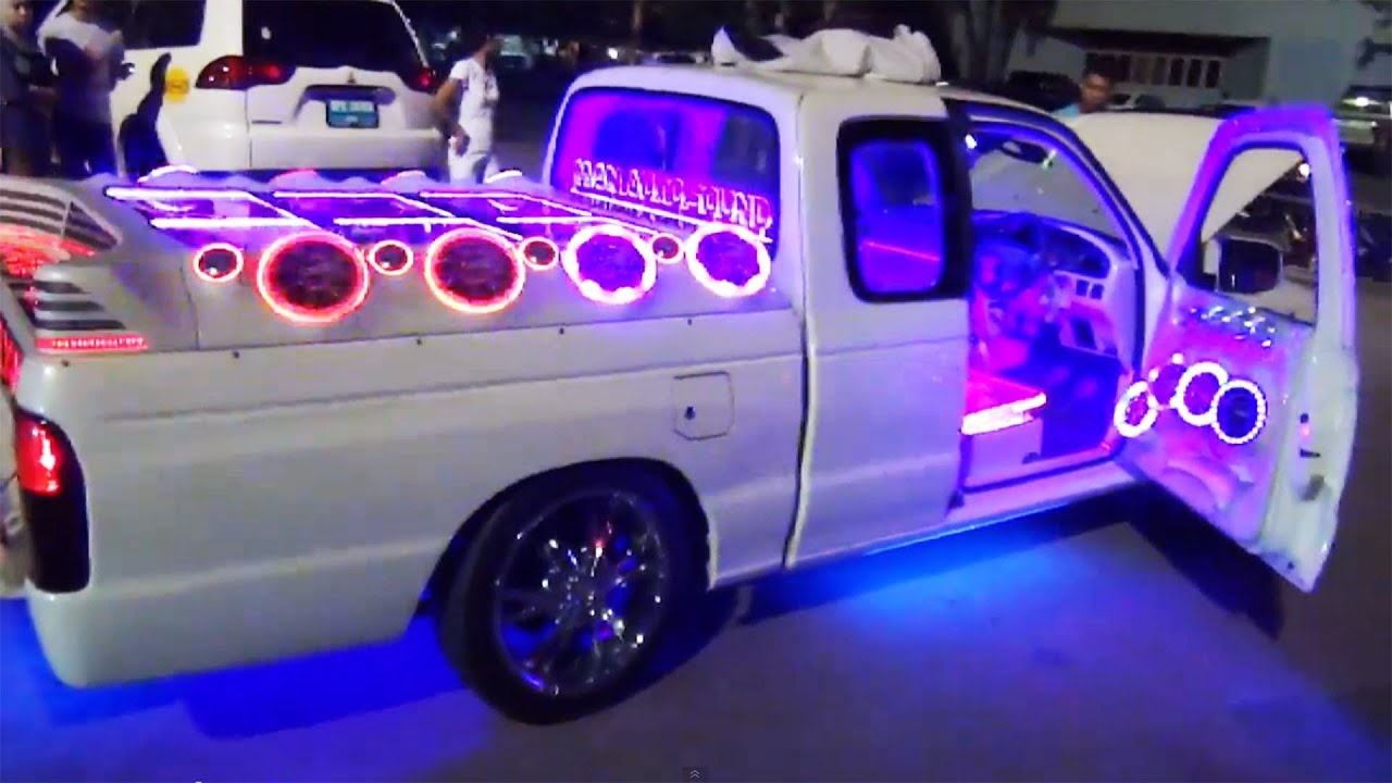Truck Bed Sound System