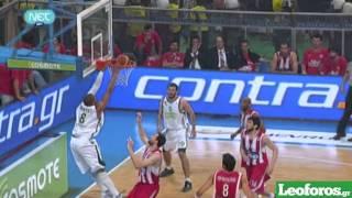Όλα τα καρφώματα του Μike Batiste εναντίον του Ολυμπιακού!