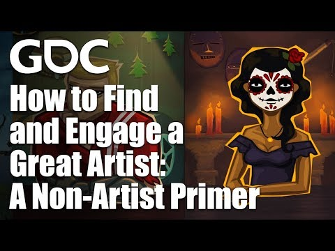 How to Find and Engage a Great Artist: A Non-Artist Primer