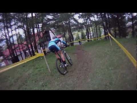 Horal Tour 2012 3.etapa - XC