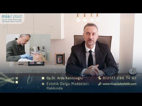 Estetik Dolgular - Op. Dr. Arda Katırcıoğlu